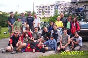 Rakousko 2004