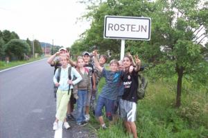 Škola v přírodě Rostejn 2011