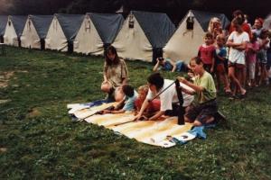 Údolí Černého čápa 1997